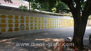 Grafir Dinding Taman Makam Pahlawan (2)